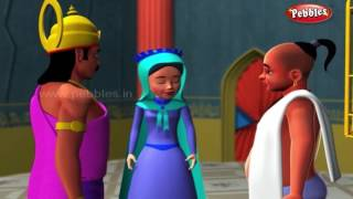 Born To Be Free | मराठी गोष्टी | 3D Moral Stories of Tenali Raman in Marathi For Kids