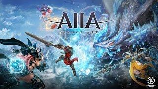 [아이아 드래곤아크] AIIA Dragon Ark Gameplay Trailer