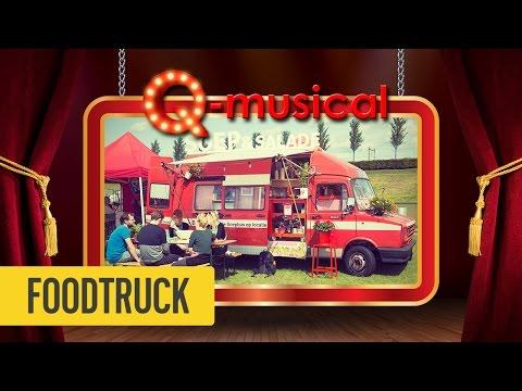 Foodtruck de Q-musical // Mattie & Wietze