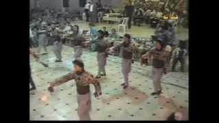 رقص عربي لفرقة الوتار   مع موال عربية مصطفى سرميني