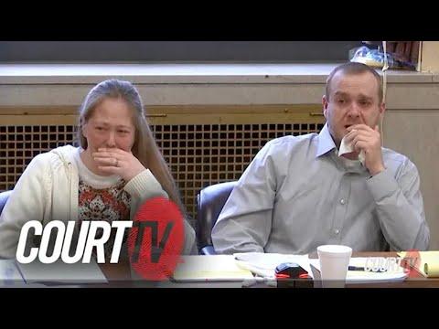 Teen son of parents accused of murdering infant testifies