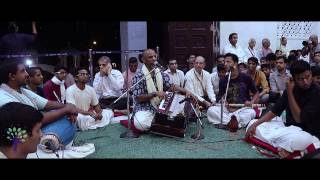Hare Krishna Kirtan by Madhav Prabhu on 8th Feb 2017 at ISKCON Mira Road