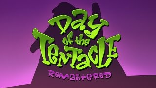 Day of the Tentacle Remastered Trailer