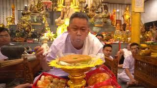 Thailand Maha Lersi Tafai Temple Celebration 2018 Shortfilm