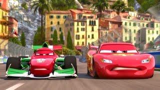 Disney Pixar Cars 2: Francesco Bernoulli - Tokyo Airport Runway