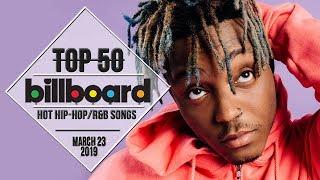 Top 50 • US Hip-Hop/R&B Songs • March 23, 2019 | Billboard-Charts