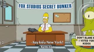 THE SIMPSONS   Homer Live  East Coast