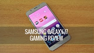 Samsung Galaxy J7 (2016) Gaming Review (with Heating Test)