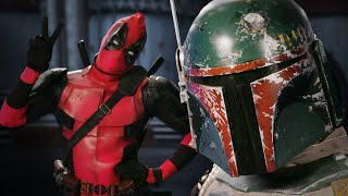 Download Deadpool vs Boba Fett.  Epic Rap Battles of History - Bonus Battle! 3Gp Mp4