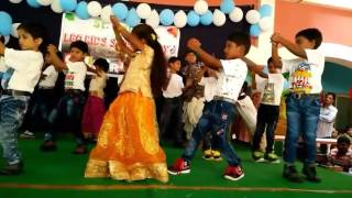 NannakuPrematho Title Song  Dance Performance By Cute Kids