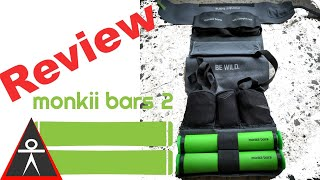 Monkii Bars 2 Review and Set Up