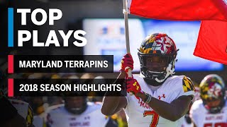 2018 Season Highlights: Maryland Terrapins | Big Ten Football