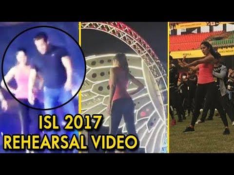Xxx Mp4 Salman Khan Katrina Kaif REHEARSING For Indian Super League 2017 Opening Ceremony Leaked 3gp Sex
