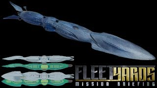 SeaQuest DSV 4600 (SeaQuest DSV) - Fleetyards Mission Briefing