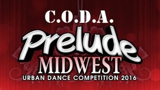 C.O.D.A. (1st Place) | Prelude MW 2016 FRONT & CENTER | Rhythm Addict TV