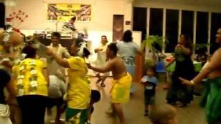 SAMOAN DANCE WIT MAH BRADDA'S