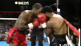 Boxing - Nigel Benn V Iran Barclay (Full Fight).avi