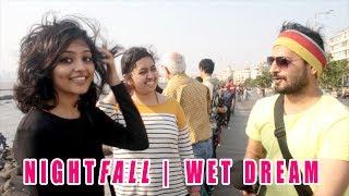 Mumbai HOT Girls on Night Fall | HOT DREAMS | Sanjay Vishwakarma #the bakchod