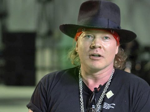 AC/DC Gears Up for Axl Rose Gigs