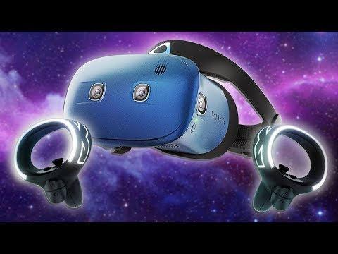 HTC Vive Cosmos & HTC Vive Pro Eye Everything You NEED To Know