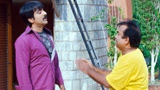 Brahmanandam & Raviteja Comedy In Nippu.mp4