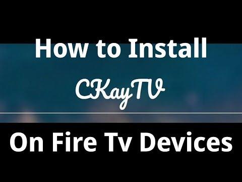Xxx Mp4 How To Install CKayTV On Fire TV Free Live TV Best Mobdro Alternative 3gp Sex