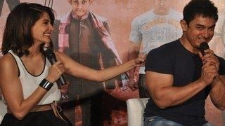 Aamir Khan TEASES Anushka Sharma with Virat Kohli