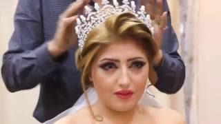 Bride Make up &  hair tutorial by Mamlalet El-Arossa ||احدث صيحة ميكاج وتسريحة شعر عروسة زفاف 2016