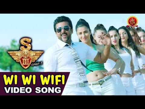 Xxx Mp4 S3 Telugu Movie Songs Wi Wi Wifi Video Song Surya Shruthi Hassan Anushka 3gp Sex