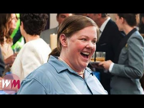 Top 10 Hilarious Melissa McCarthy Moments