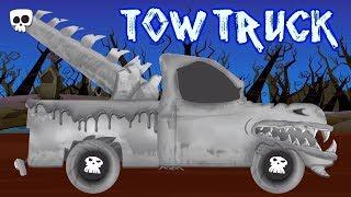 Kids Channel Indonesia   truk derek   mainan untuk anak-anak   Lagu Anak   Tow Truck For Kids