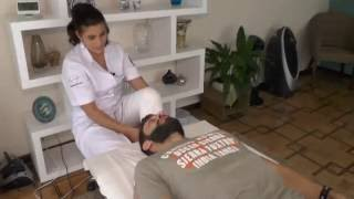 Tratamento de hérnia de disco lombar  (osteopatia) - Dra. Sanny Louro