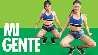 Mi Gente | J Balvin, Willy William | Yero Company Cover | LiveToDance with Sonali