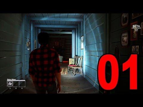 Xxx Mp4 Friday The 13th The Game Part 1 THIS IS SO SCARY Beta Gameplay 3gp Sex