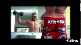 Brock Lesnar vs Frank Mir Remix