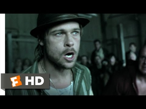 I'll Fight Ya For It - Snatch (2/8) Movie CLIP (2000) HD