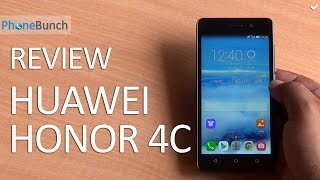 Honor 4C Review - Not worth the Price