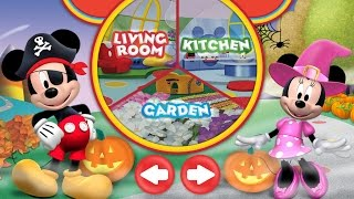 Halloween Mickey Mouse Clubhouse Game App for Kids, Android, iPad, iPhone, Windows