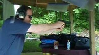 Glock 10mm Model 20C Side View