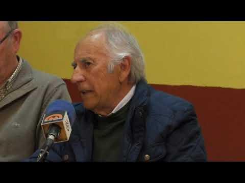 CONFERENCIA GALLEROS Y TOREROS ANTONIO CALVO ROMERO