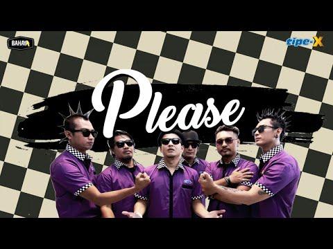 Download Single Lagu Terbaru Tipe X -  PLEASE (Official Audio) free