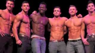 The Dreamboys Tour Video Diary - The REAL Magic Mike