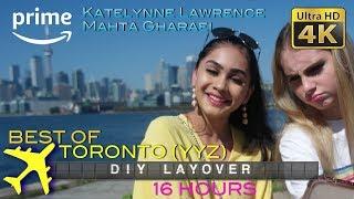 DIY Layover (4K) - Toronto in 16 Hours | Full Episode