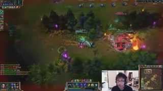 Doublelift discovers the Power of no pants! ➪ by N3tworkKitt3N