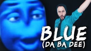 BLUE DA BA DEE (Eiffel 65) - Metal cover version by Jonathan Young & ToxicXEternity