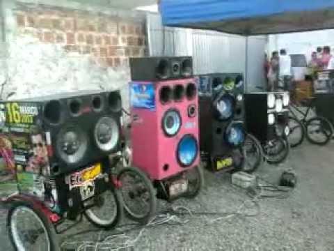 competição de bicicleta de som em tx de freitas ba no brega