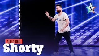 Shorty, scosse elettriche a #IGT