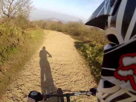 Xxx Mp4 Wrekin Downhill Run GoPro 13 03 14 3gp Sex