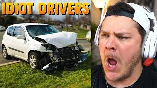 When Idiots Drive Cars - Reaction