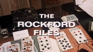 The Rockford Files - Complete Series on DVD and Blu-ray from Mill Creek Entertainment - June 2017
